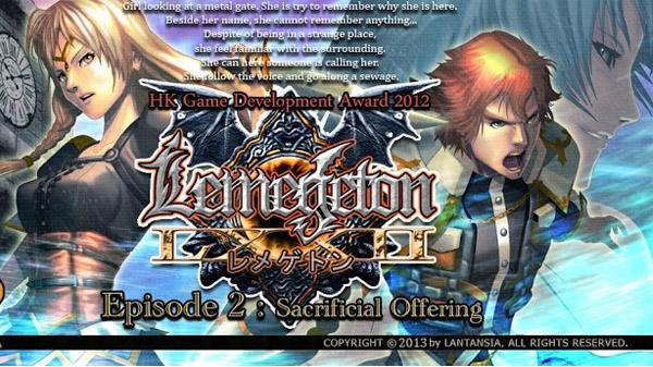 Lemegeton – новая игра с элементами RPG и Action