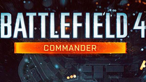 Режим Командира Battlefield 4: как играть?
