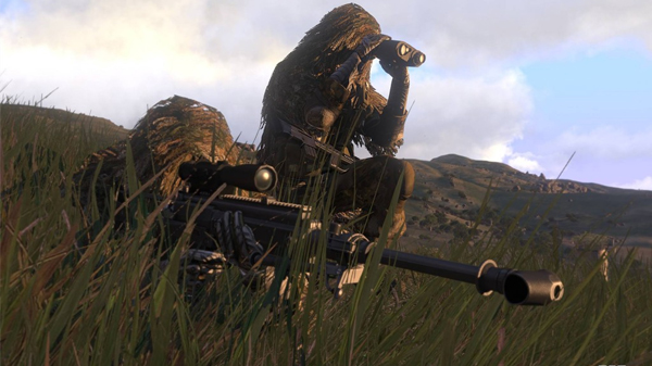 ArmA III - война реальна как никогда