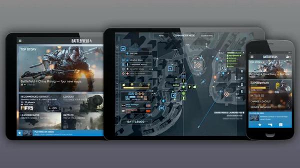 Взводы Battlelog в Battlefield4
