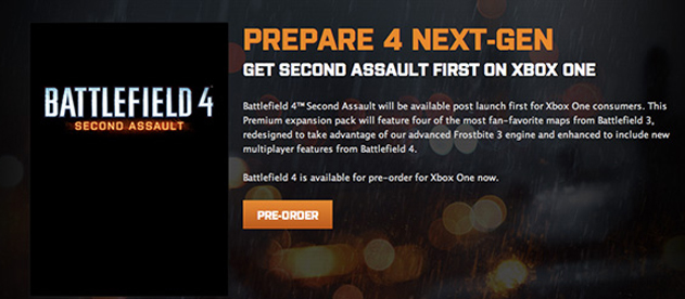 DLC Battlefield 4: Second Assault