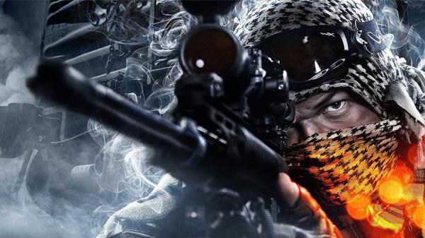 Battlefield 3 армия из одиночек