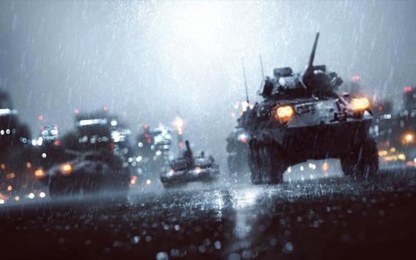 Поля сражений Battlefield 4