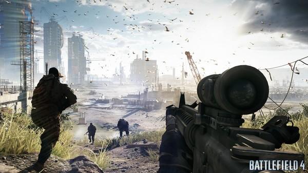 Battlefield 4 – новая эпоха виртуальных развлечений