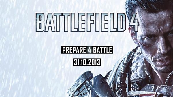 Точная дата выхода Battlefield 4
