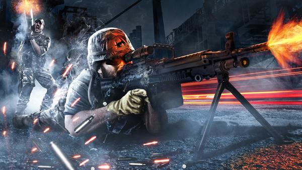 Описание шутера Battlefield 3