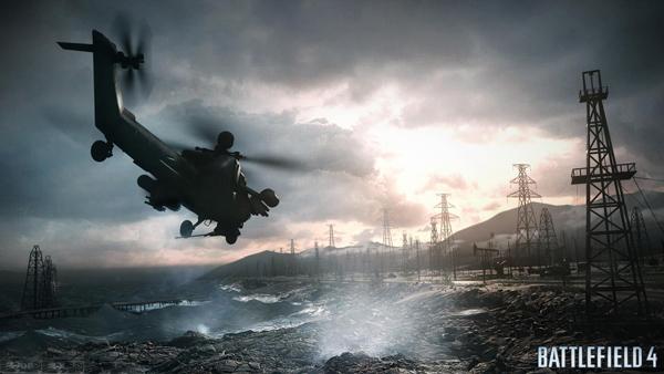 Новые игровые фракции в Battlefield 4