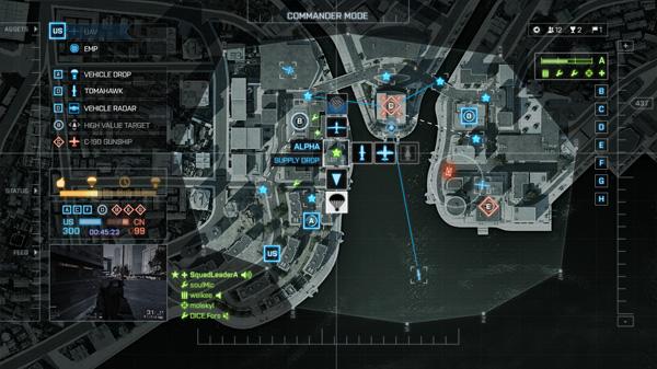 Подробности режима «командир» в игре Battlefield 4