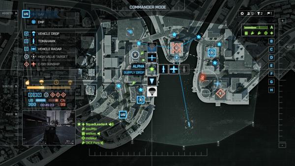 Новое в Battlefield 4: режим Командира и функция Levolution