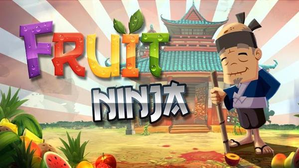 Игра Fruit Ninja для Андроид