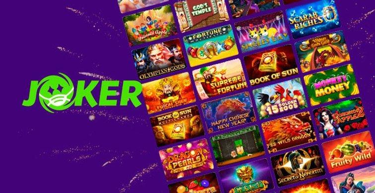 Особенности казино Джокер