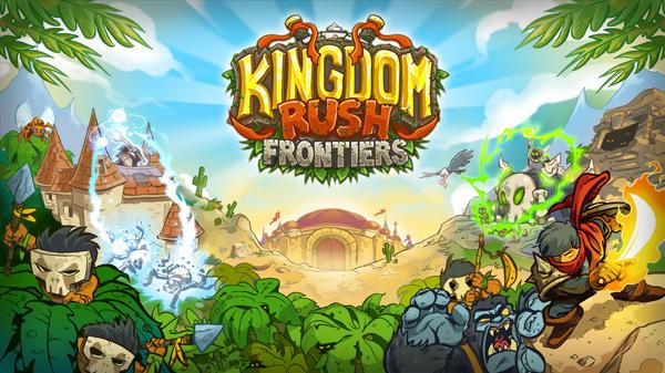 Kingdom Rush — вставай на защиту замка