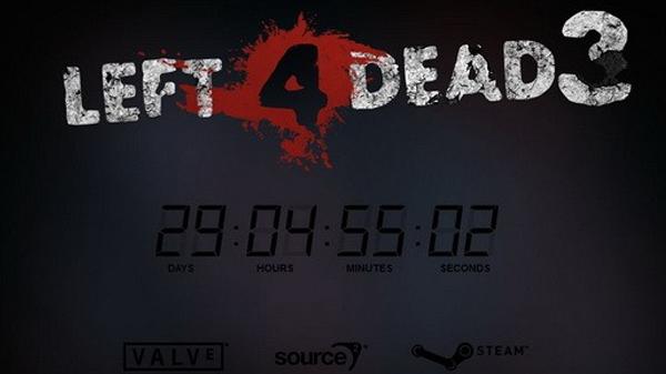 Valve работает над Left 4 Dead 3?