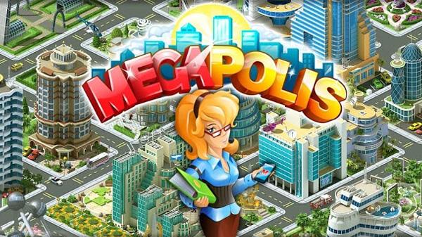 Мегаполис для Андроид - прекрасная возможность подарить мечту своим друзьям