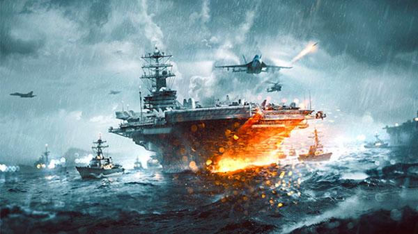 Second Assаult и Naval Strike