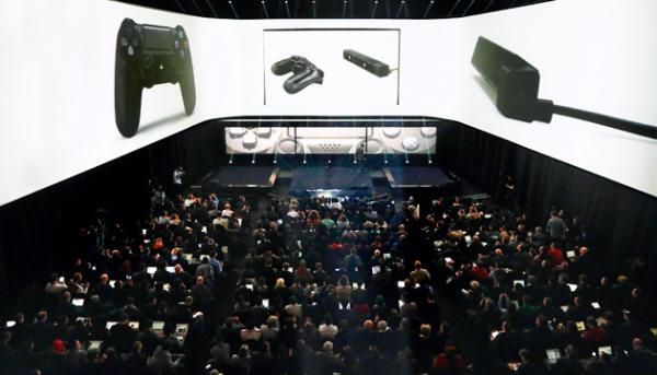 Презентация консоли нового поколения PlayStation 4