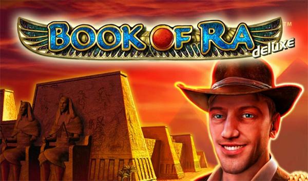 Описание игрового автомата Book of Ra